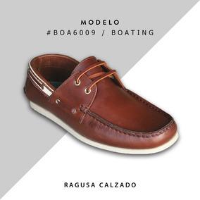Zapatos Náuticos Boating De Hombre - Envío Gratis!!