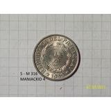 Paraguay 5 Pesos 1939 Sin Circular Rara En Este Estado