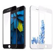 Film Vidrio Templado 5d Para iPhone 6 7 8 Plus Xs Xr Xs Max