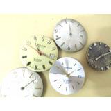 Lote De Maquinas De Reloj Automatico Citizen 21 R Renis T05