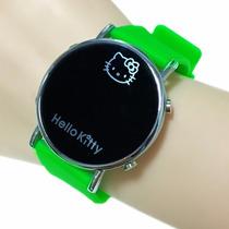 Reloj Del Hello Kitt Digital Led