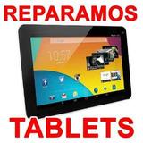 Tablet Reparacion Conector De Carga Placa Pantallas Full Rep