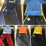 Conjuntos Nike De Equipos Europeos