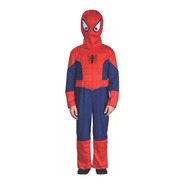 Spiderman Disfraz Hombre Araña Ultimate Newtoys Original Edu