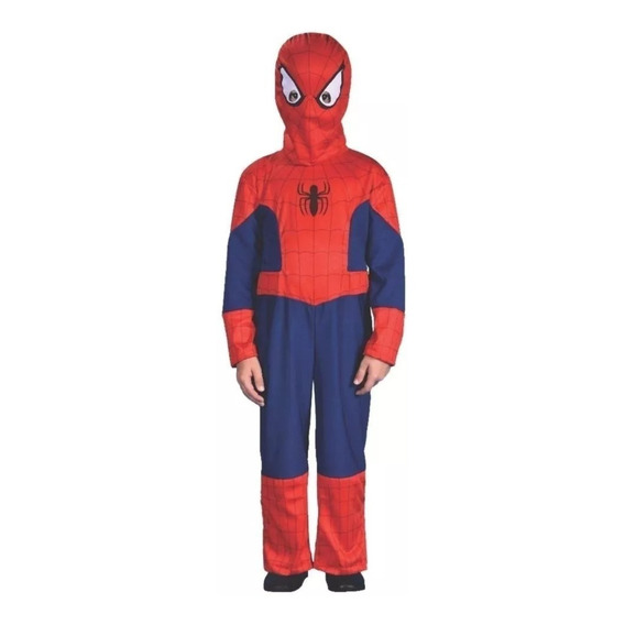 Spiderman Disfraz Hombre Ara?a Ultimate Newtoys Original Edu