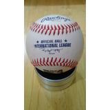 Pelota De Béisbol Profesional Rawlings International League