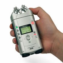 Gravador Digital Portátil Zoom Handy Recorder H4