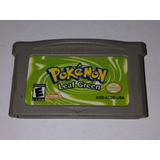 Pokemon - Leaf Green - Game Boy Advance Japan Mdisk
