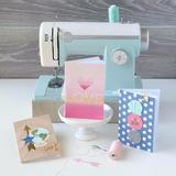 Maquina De Coser Happy Stitch De Heidi Swapp Azul