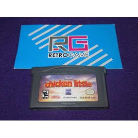 Chicken Little Game Boy Advance *envio Gratis* Buen Estado