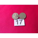 Moneda Con Error 10 Centavos Mazorca 1979 Par Cospel #17