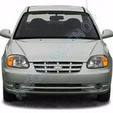Manual De Taller Español Hyundai Accent 2002-2005