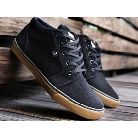 Tenis Core Smith High Black Gum 175115