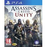 Assassin´s Creed Unity Ps4 Fisico Nuevo Xstation