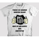Camisa Do Santos Familia Santista no Mercado Livre Brasil 7393dfd88a0b5