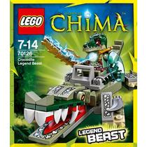 Lego Chima 70126 Legend Beast Cocodrilo