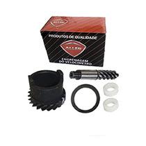 Engrenagem Do Velocimetro Titan 150 Esd -refil- Ferro