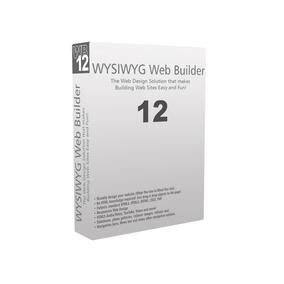Wysiwyg Web Builder 12 Completo 2018 + Brinde