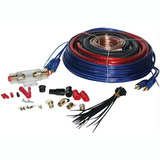 Kit Cables Para Potencia O Woofer 8 Gauge