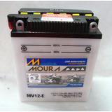 Bateria Honda Cb400 Cbr450 Cb500four Moura Mv12-e