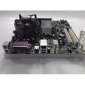 Placa Mãe Ddr2 Intel D945gccr + Core 2 Duo E4300 + 2gb