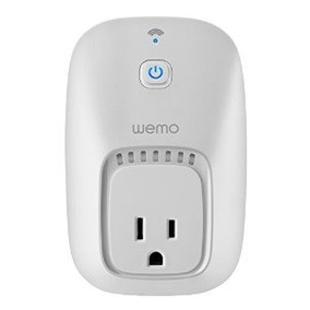 Wemo Interruptor Compatible Con Amazon Eco