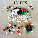 Química Orgánica Moleculares Moléculas Pedagogía 151 Piezas