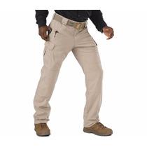 Pantalón Táctico 5.11 Mod. Stryke Khaki Nuevo, Mejor Precio