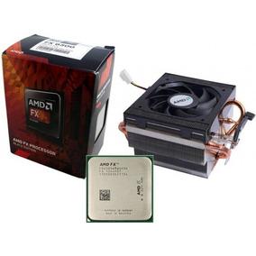 Processador Gamer Am3+ Fx 6300 Black 14mb 3.5 Ghz + Coller