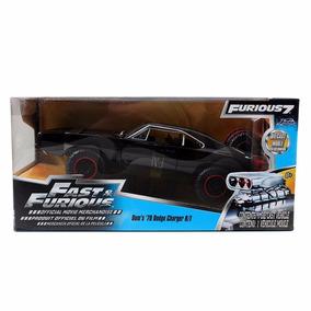 Auto Coleccion Rapido Y Furioso Metal Dodge Charger R/t 1:24