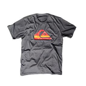 63bf2ecdd398c Camiseta Quiksilver Listrada Bolso - Camisetas e Blusas no Mercado ...