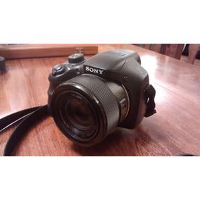 Sony Dsc-hx300 Semi-reflex Zoom Optico 50x 20.4 Mp Poco Uso!