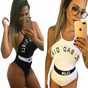 Body Feminino The Bad Girl Club Tam: Único