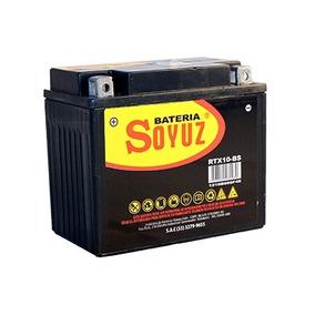 Bateria Rtx10-bs (selada) Soyuz Cbr1000xx/tdm850 E Tdm 900