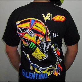 Camiseta Valentino Rossi 46 Vr46 Ritual Motogp Lançamento