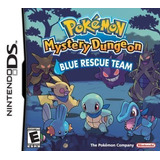 Juego Nintendo Ds 3ds Pokemon Mistery - Refurbished Fisico