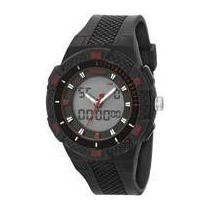Relógio Mormaii Masculino Anadigi Timer Motwqg158aa/r 100m/