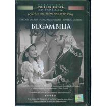 Dvd Cine Mexicano De Oro Bugambilia Pedro Armendariz Tampico