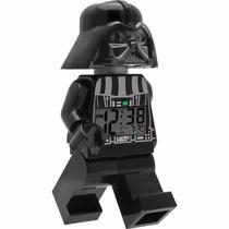 Lego Star Wars Darth Vader Juguete Con Reloj Y Luz Diego Vez