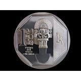 Moneda De Un Nuevo Sol Tumi De Oro