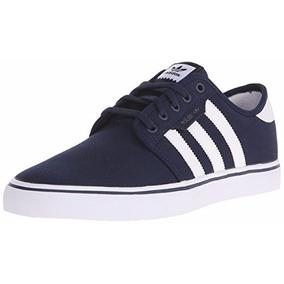 adidas Skate Originals Azul Marino-blanco 7 Us
