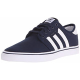adidas Skate Originals Azul Marino-blanco 12.5 Us