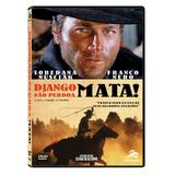 Dvd Django Não Perdoa Mata (1968) Franco Nero Klaus Kinski
