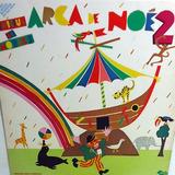 Vinicius De Moraes 1982 A Arca De Noé 2 Lp Vinil Amarelo