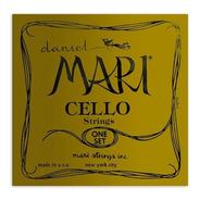 Encordado Para Cello - Daniel Mari Usa - Violonchelo Cuotas Sin Interes