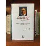 Gredos Schelling Colección Grandes Pensadores Gredos
