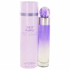 Perfume Perry Ellis 360° Purple Women 3.4fl Oz 100ml