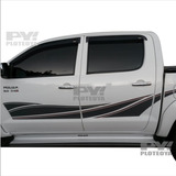 Calcos Hilux 2010 2011 2012 2013 20142015 Kit Completo