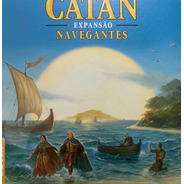 Jogo Catan Expansao Navegantes - Devir - Bonellihq R20
