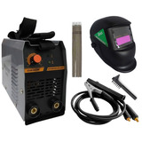 Maquina Solda Inversora Evo-160m Smarter 110/220v Mascara